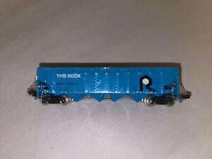 Bachmann N Scale The Rock 133278 42' Open Quad Offset Hopper Train Car