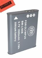 BM LI-50B Battery for Olympus TG-610 TG-630 iHS TG-810 TG-820 TG-830 iHS XZ-1