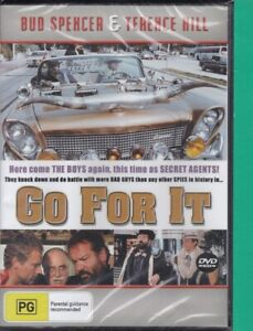 Go For It DVD : Brand New (AI, DVD, 1983) Bud Spencer, Terence Hill