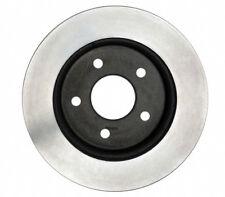 Disc Brake Rotor Rear Parts Plus P66210