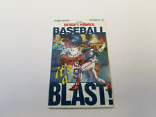 Boise Hawks 1992 Minor Baseball Pocket Schedule - Coors Light