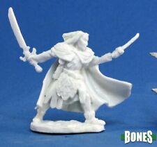 Reaper Miniatures: 77071 Elladan, Elf Ranger - Plastic Bones Mini