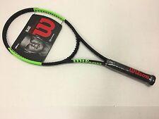 2017 Wilson Blade 98 (18 X 20) Tennis racquet - Unstrung - GRIP 4 3/8 - NEW