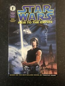 Star Wars Heir To The Empire 1st Issue