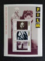 Bund, Block Nr. 33, postfrisch, 100 Jahre deutscher Film, aus JG 1995