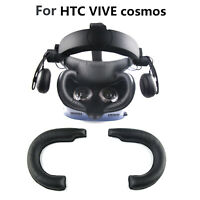 Replacement Soft Leather Eye Mask Sweat-proof Mat for HTC VIVE Cosmos VR Headset