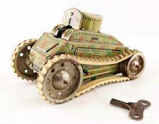 TANK GAMA vers 1930  / jouet ancien