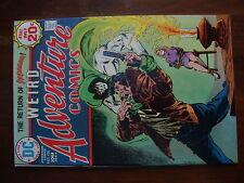 Adventure #435 Vf- Return Of Aquaman
