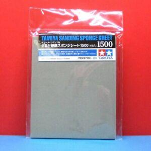 Tamiya Sanding Sponge Sandpaper 1500. Id:87150