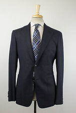 New CERRUTI 1881 BY PAL ZILERI Blue Cashmere Blend Sport Coat 50/40R Drop 8 $650
