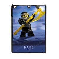 Lego NINJAGO PERSONALISED Designs Hard Apple iPad Tablet Case Cover All Models