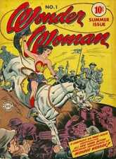 Wonder Woman The Complete Collection Volume 1 Digital Comic (1942-1986)