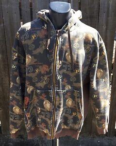 Pepe Jeans London Hoodie Jacket 73 Size XL 🧥