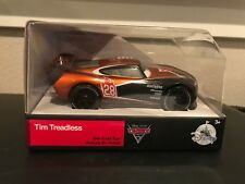 Disney Cars  - Pixar Cars Tim Treadless 1:43 DIECAST Collector's Item