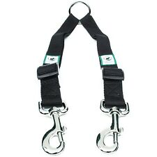 Caldwell's Pet Supply Co. No Tangle Dog Leash Coupler Double Dog Walker - Tra.