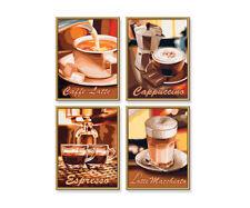 Malen nach Zahlen Kaffeepause SCHIPPER Quattro 609340553 Neu/ovp