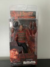 LONG ARM VARIANT 1st NECA Freddy Krueger Horror Figure MINT Nightmare Elm Street