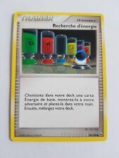 Recherche d'énergie DP Aube Majestueuse 90/100 Carte Pokemon commune
