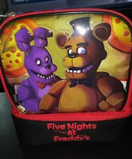 Five Nights at Freddy's Insulated Lunch Bag/ Box