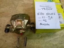 Mazda Bremszange Bremssattel hinten links Tridon 8170 50116 181413 5709147309438