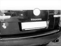 Schutz Stoßstange Ladekante schwarz für VW Touareg 1/I 2002-2010