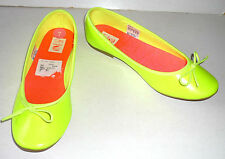 ADIDAS Neo(£40RRP)Ladies Exercise Pumps Size 5(37) - Neon Yellow - BNWT