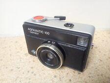 Agfa Agfamatic 100 Sensor-Retro 126 Pak película Instamatic Estilo Cámara