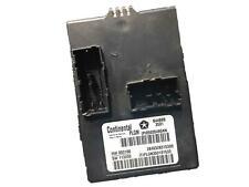 2011-2013 Dodge Durango Liftgate Door Control Module Computer OEM# 5026480AN