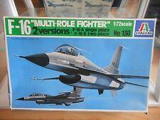 Modelkit Italeri F-16 Multi-Role Fighter on 1:72 in Box
