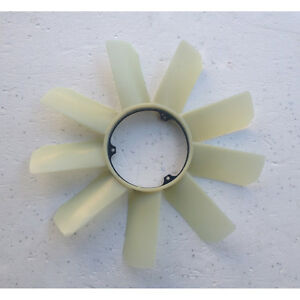 Cooling Fan Blade 1p For 2004 2013 Ssangyong Rodius