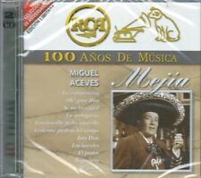 Miguel Aceves Mejia CD NEW 100 Anos De Musica ALBUM Con 40 Canciones !