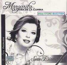 Margarita La Diosa de La Cumbia Serie Diamante 75 Anos Peerless Box set 5CD New