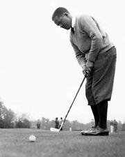 1934 Amateur Golfer BOBBY JONES Glossy 8x10 Photo Golf Print Augusta Masters