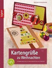 Kartengrüße zu Weihnachten von Miriam Dornemann (2012, Geheftet)