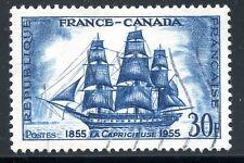 STAMP / TIMBRE FRANCE OBLITERE N° 1035 FREGATE LA CAPRICIEUSE