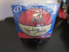 Julius Erving Signed / Autographed ABA Basketball - Steiner