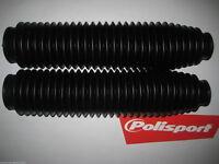 Suzuki DR 650  Faltenbalg Faltenbälge in Spitzenqualität *Gabelfaltenbälge* #219
