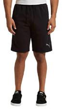 PUMA Men's Medium Shorts Form Stripe Athletic Black