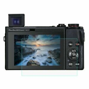 Tempered Glass Film Screen Protector For Canon PowerShot G5X G7X G9X Mark II III