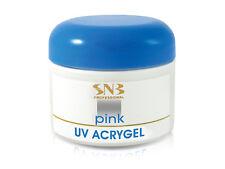 SNB Professional Nail Art UV Acrygel Builder Strong Acry Gel Pink 28g / 0.98oz