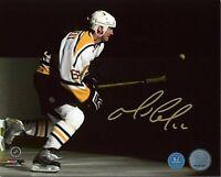 Mario Lemieux Pittsburgh Penguins  Autographed 8x10 Signed Photo Reprint