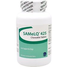 SAMeLQ 425 Liver Support for Dogs 30 Chewable Tablets by Ceva