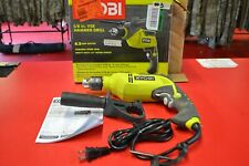 Ryobi 6.2 Amp Corded 5/8 in. Variable Speed Hammer Drill #5 D620H