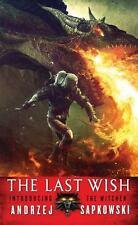 The Witcher: The Last Wish .5 by Andrzej Sapkowski (2008, Paperback)