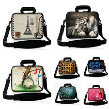 "Laptop Shoulder Bag Carry Case Cover For 10"" 13.3"" 14"" 15.6"" 17.3"" Laptop Tablet"
