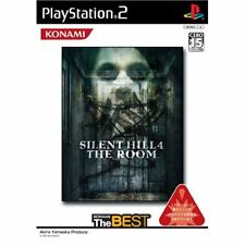 Used PS2 Silent Hill 4: The Room Konami the Best Japan Import