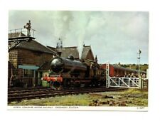 Yorkshire - Grosmont Station, North Yorkshire Moors Railway - Picture Postcard
