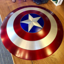 CATTOYS 1:1 Captain America Perfect Metal ABS Shield Film And Television Props