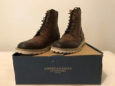 American Eagle Outfitters Leather Ankle Boots for Men for