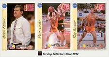 1992 Australia Basketball Cards NBL Factory Team Set North Melbourne Giants(12)